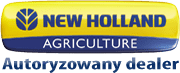 Agroskład – Autoryzowany dealer NEW HOLLAND